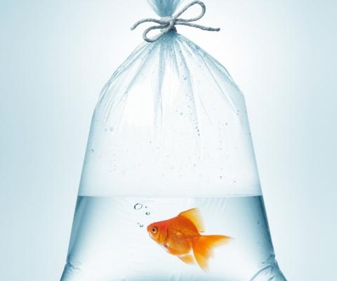 Vandtætte plastikposer